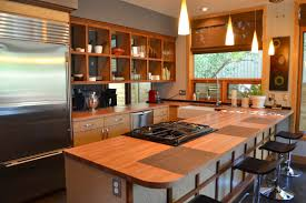 Teak Wood Kitchen Cabinets Kitchen Room Mozaic Teak Wood Kitchen Cabinets For Small Space