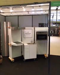 La Cuisine Ultra Compacte C12m2 Brigue Un Prix Au Concours Lépine