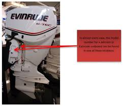 Evinrude Boat Motor Serial Number Lookup Wajicars Co