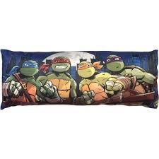 Nickelodeon Teenage Mutant Ninja Turtles Moonlight Oversized Body Pillow -  Walmart.com