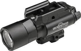 Surefire Tactical Light Laser Surefire X400 Ultra Led Weaponlight White Light Red Laser