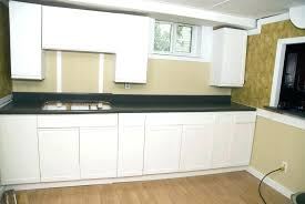 paint laminated kitchen cabinets how to paint laminate doors coffee refinish melamine cabinets almond laminate kitchen