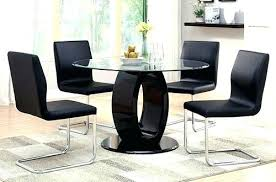 round glass dining table with chairs modern round glass dining table furniture modern round glass table round glass dining table