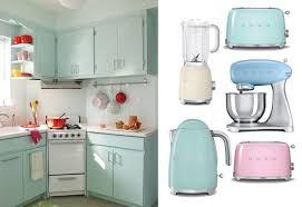 top 80 superb retro kitchen appliances design