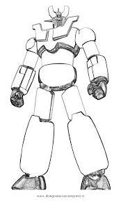 Disegno Mazinga40 Personaggio Cartone Animato Da Colorare