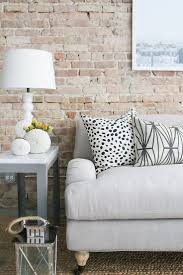 Faux Exposed Brick 24 Best Brick Treatment Ideas Images On Pinterest Exposed Brick