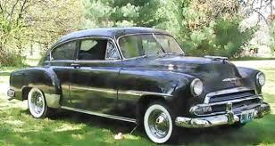 1951 chevrolet wiring diagram 1951 chevrolet deluxe 2 door sedan