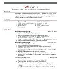 computer technician resume sample mechanic auto resume diesel mechanic  resume examples samples diesel mechanic resume general