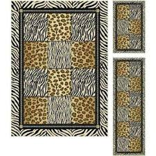 animal print rugs 3 piece rug set grey zebra print rug uk