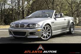 Sport Series 2006 bmw m3 : 2006 BMW M3 Convertible Stock # K10538 for sale near Marietta, GA ...