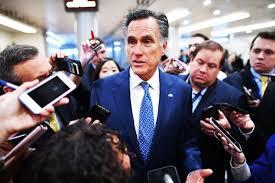 Impeachment vote: Mitt Romney just did something no senator's ever done -  Vox
