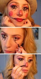 scarecrow makeup tutorial