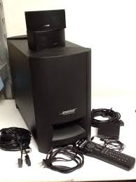 bose gs series 2. bose cinemate gs series ii digital home theater system! | what\u0027s it worth 2