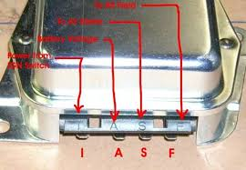 69 Mustang Voltage Regulator Wiring Diagram Voltage Regulator in 08 Mustang