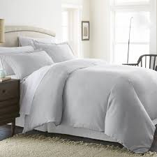 bed cover sets. 3-Piece Duvet Cover Set - Comforters Linens And Hutch Bed Sets