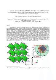 Pdf Organic Inorganic Hybrid Ch3nh3pbi3 Perovskite Solar
