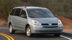Toyota Sienna minivan recall: Is your van affected?
