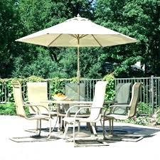 patio table umbrella grommet patio set umbrella patio dining table patio sets on patio table