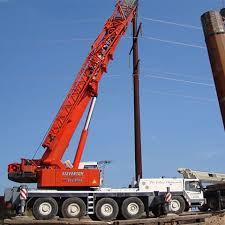 Liebherr Ltm 1120 1 All Terrain Crane