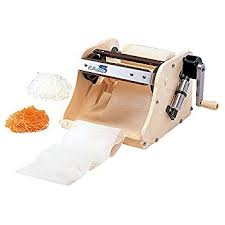 kitchenaid vegetable sheeter. new chiba \ kitchenaid vegetable sheeter