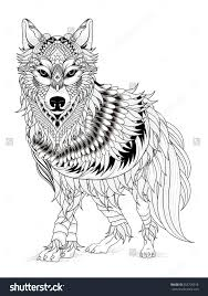 Free Printable Wolf Coloring Pages Printable Coloring Page For Kids