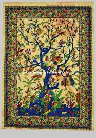 indian small wall hanging tree of life