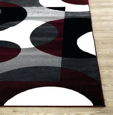 red black and gray rugs red black and white area rugs bright round gray rug grey red black and gray rugs amazing design area