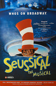 At your library or on youtube. Broadway Musical Home Seussical