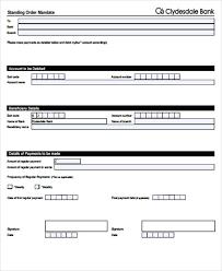 Sample Blank Order Form 9 Examples In Word Pdf