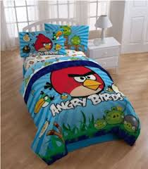 Angry Birds Bedroom Decor Ideas