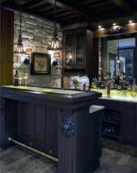 basement bar ideas. Basement Bar Ideas Home Bars For Man Caves With Tv .