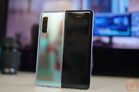 Samsung Smartphone Design Leaked Samsung Galaxy Fold 2 Images Suggests New Design