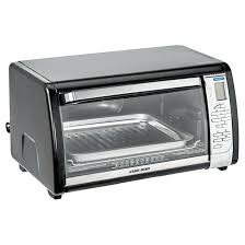 toaster ovens 6 slice 6 slice deluxe convection toaster oven farberware