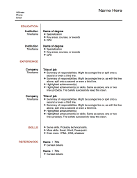 Resume Bullet Points Examples Resume Bullet Points Examples] 24 Images Resume Bullet Points 8