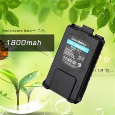 Сменная аккумуляторная батарея для <b>рации Baofeng</b> Pofung UV ...