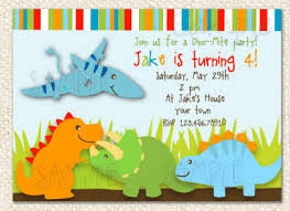 Dinosaur Birthday Invitation Dinosaur Birthday Invitations Dinosaur Birthday