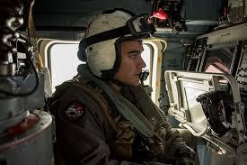 Naval Aircrewman 1st Class Ruben Solis Stripes Japan