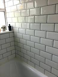 grouting gray tile with grout grey metro wall white bathroom full size of subway dark