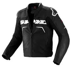 spidi evorider leather black white clothing jackets spidi ofisi spidi tank motorcycle jacket est