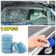10pcs pack 1pcs 4l water car solid wiper fine seminoma wiper auto