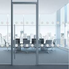 office glass windows. Glass Security Stickers, Film And Manifestation Building Regulations Office Windows