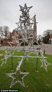 Is St Johnu0027s Christmas Tree The Worst In Britain  Worcester NewsWorst Christmas Tree