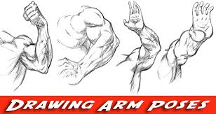 how to draw arms ic book style by robertmarzullo