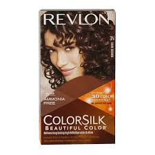 Revlon Professional Hair Colour Chart Revlon Colorsilk Hair Color With 3d Color Technology Dark Brown 3n