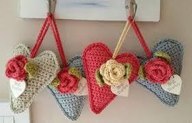 Heart Crochet Pattern Delectable Crochet 48D Heart Pattern Video Tutorial