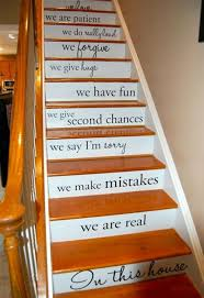 best 25 painted stair risers ideas on part k stairs risers painted stairs and staircase painting