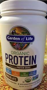 garden life organic protein shake plant based chocolate weight loss supplement 658010122368
