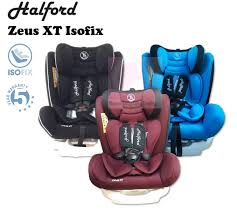 halford zeus xt car seat with isofix newborn 12 years old