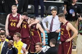 Porter Moser staying at Loyola-Chicago - Rumble In The Garden