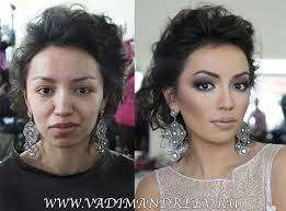 before and after images of women transformed by impressive makeovers